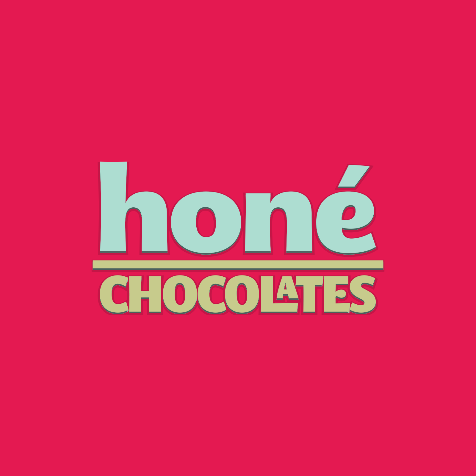 Honé Chocolates - Logo