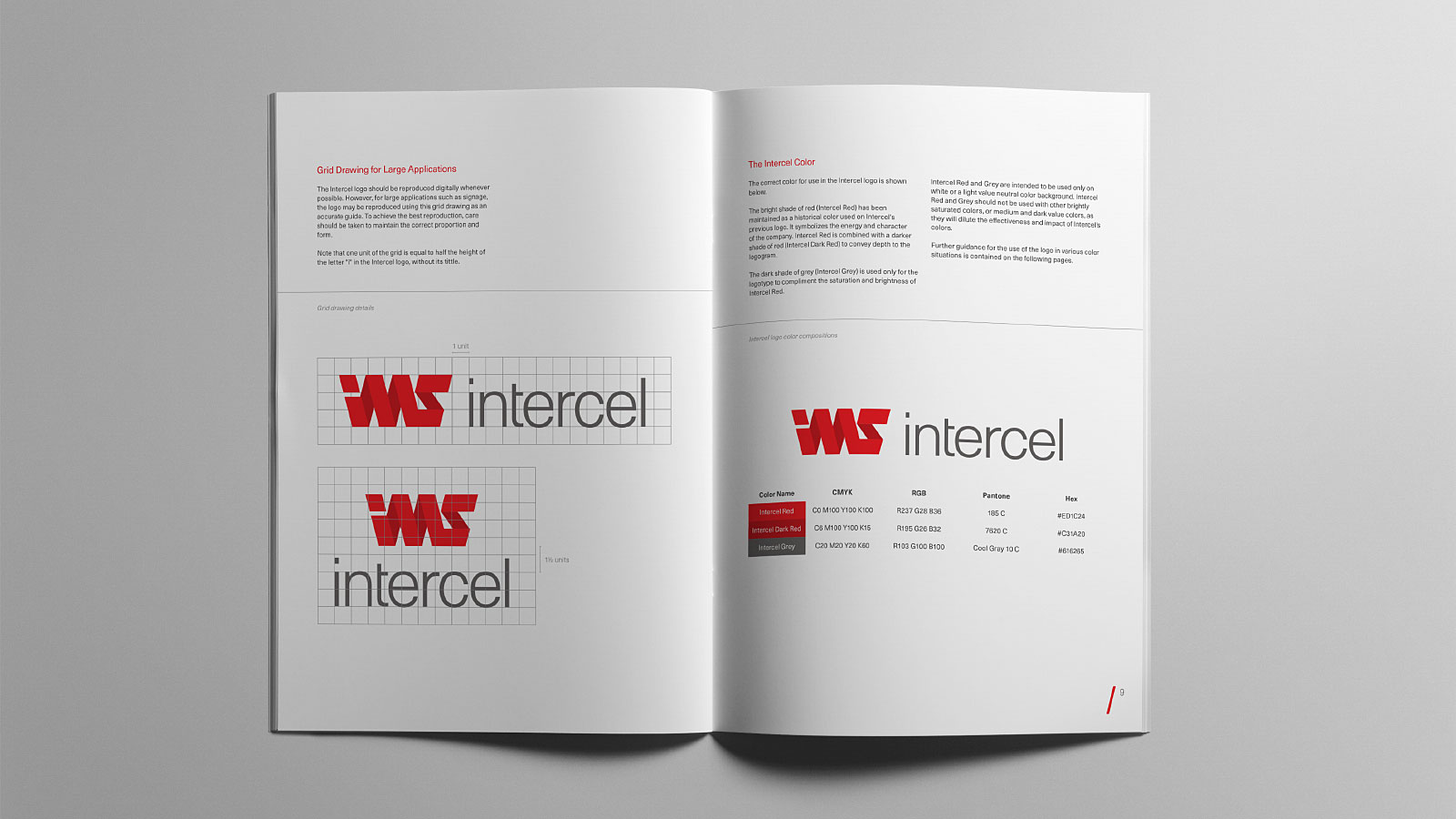 Intercel - Identity Guidelines