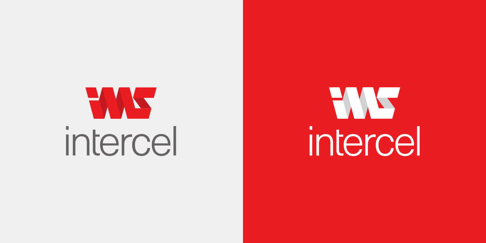 Intercel - Identity Design