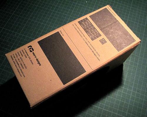 Apparel Packaging Prototype