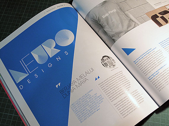 magazine articles design. graphic design magazine.