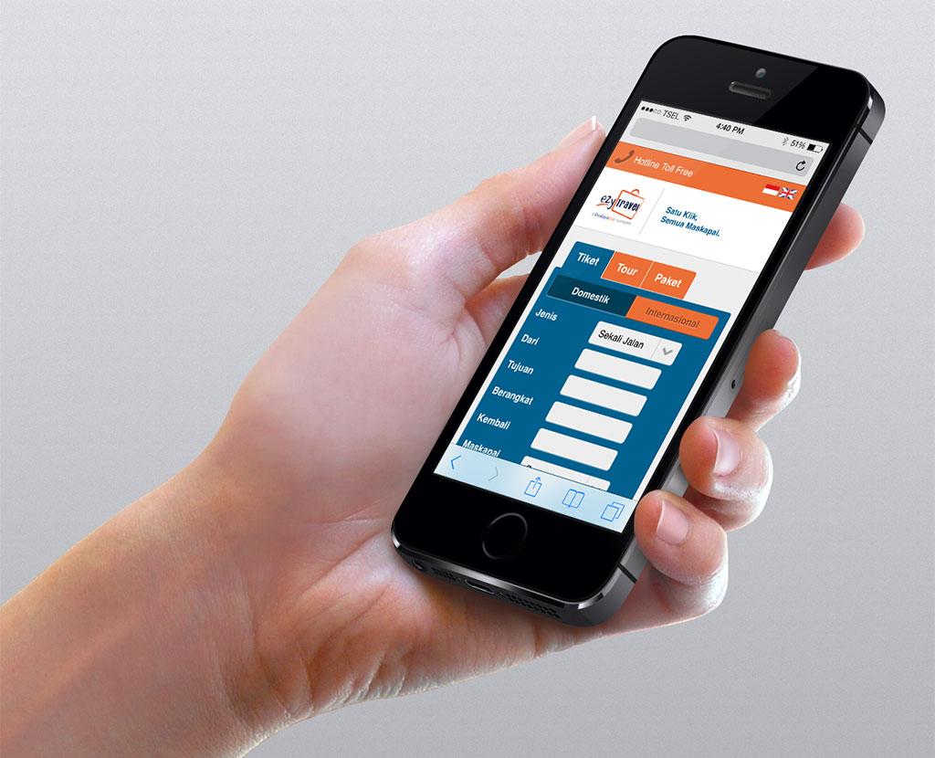 EzyTravel Mobile