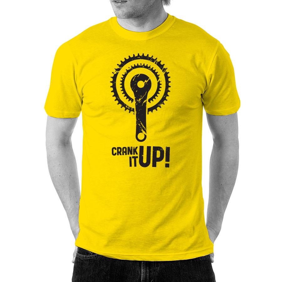 Crank It Up! - Front