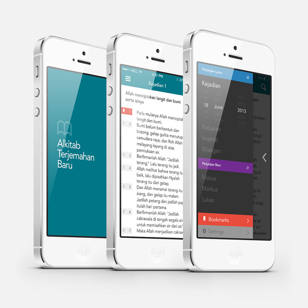 Alkitab Terjemahan Baru - Product Mockup
