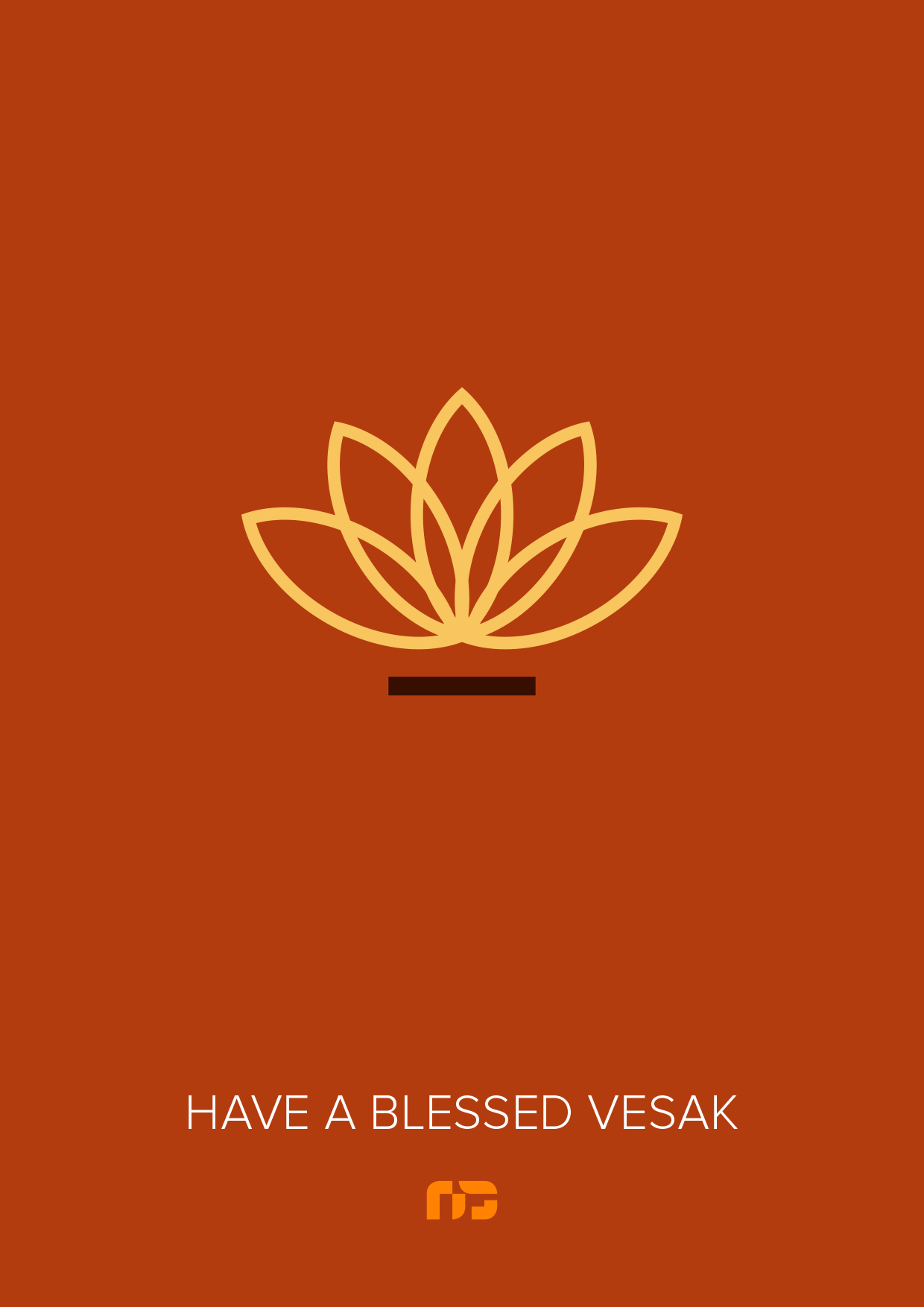 Have a Blessed Vesak