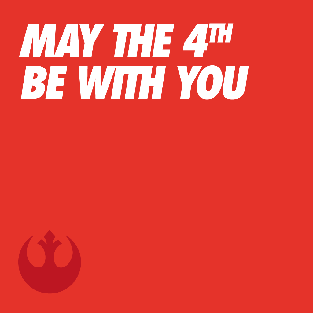 Star Wars Day 2016