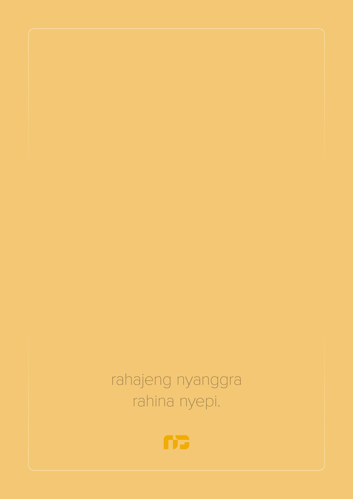 Rahajeng Nyanggra Rahina Nyepi